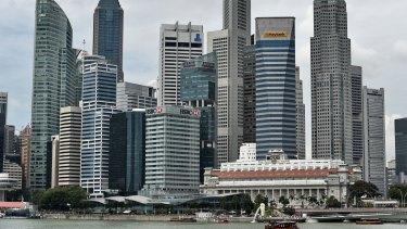 Singapore is a popular tax haunt.