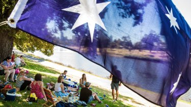 The UWA professor argues there is little reason for Australia Day to actually be on January 26.