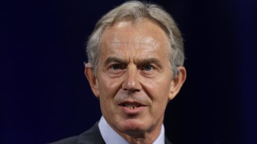 Tony Blair, appearing on CNN, acknowledged that those behind the 2003 invasion of Iraq bore responsibility for the rise of Islamic State in the country.