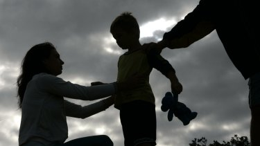 There are increasing reports the government has breached the privacy of the state's most vulnerable children.
