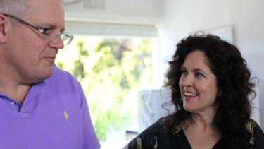 It didn't get too hot in the kitchen when Scott Morrison featured on Annabel Crabb's Kitchen Cabinet.