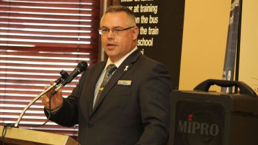 Former Logan MP Michael Pucci is taking up a senior role in One Nation.