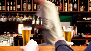 More booze: There was a slight increase in daily drinking in the ACT between 2010 and 2013, according to data published by the Australian Institute of Health and Welfare on Tuesday.