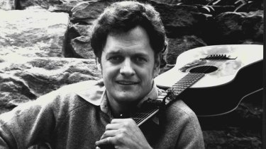 Singer-songwriter Harry Chapin who wrote Cat's in the Cradle in 1979.