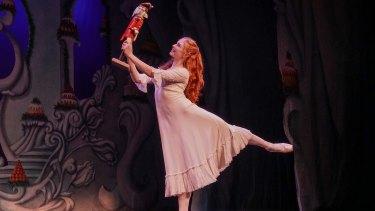 Mia Heathcote in Queensland Ballet's