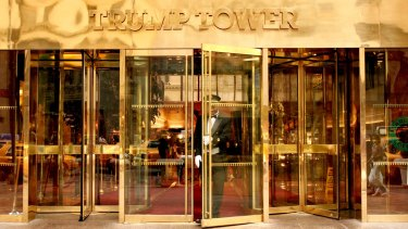 The owner of a 30th floor apartment in Trump Tower which was available on Airbnb faces a penalty of $1,310.