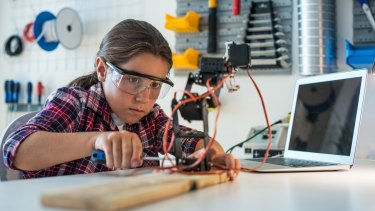 Nobody doubts Australia needs more graduates with STEM skills.