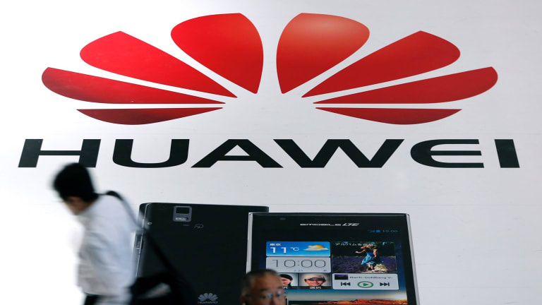 Huawei is a global technology giant but was sensationally blocked from bidding to build the National Broadband Network.