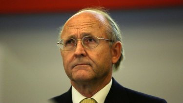 Rio Tinto chairman Jan du Plessis has attended what could be his final AGM at the company.