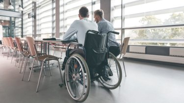 All private and public employers in China who employ more than 20 staff must meet a quota of at least 1.5 per cent of employees with disability (quotas average 5 per cent in Europe).