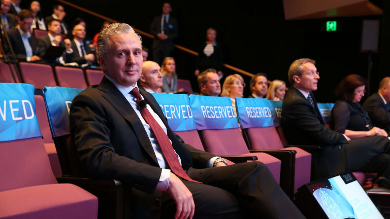 Telstra chief executive Andy Penn has taken the ACCC to court over attempts to slash its wholesale prices.