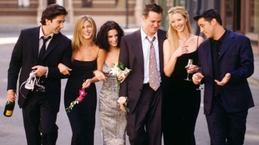 Friends Stars Snubbed From Jennifer Aniston S Wedding