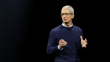 Apple head honcho Tim Cook has continued Steve Jobs' power struggle with content providers.