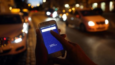 Victoria is one of the last states to legalise Uber.