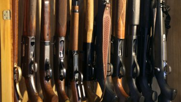 Australia is the world's sixth biggest importer of firearms and ammunition, according to a new survey.