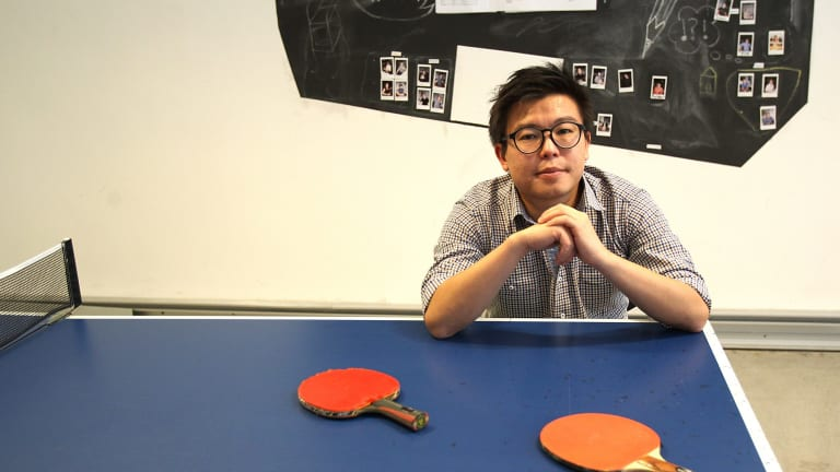 Airtasker co-founder and chief executive Tim Fung is seeing a growing number of small businesses using the platform.