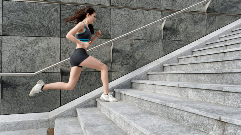 Racing time: The one-minute workout.