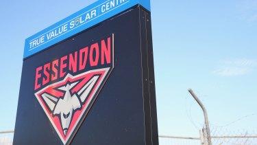 Essendon Football Club.