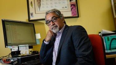 Andrew Jackomos, the Commissioner for Aboriginal Children.