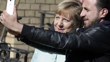 Some world leaders, particularly Angela Merkel in Germany, have been extraordinarily generous in offering help.