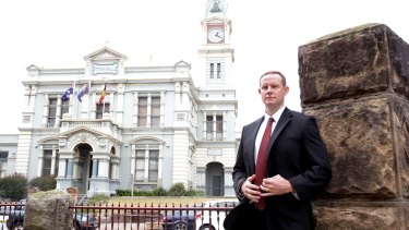 Inner West mayor Darcy Byrne wants same-sex couples married in its halls and community centres free of charge.