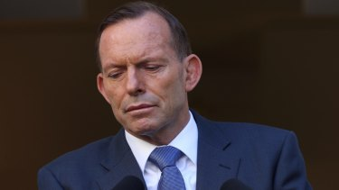 """I stand by my office, it's a very good office"": Prime Minister Tony Abbott on Monday."