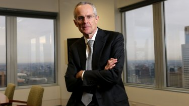 "ACCC chairman Rod Sims says  the impact of the ""four pillars"" policy on competition in banking deserves ""serious thought""."