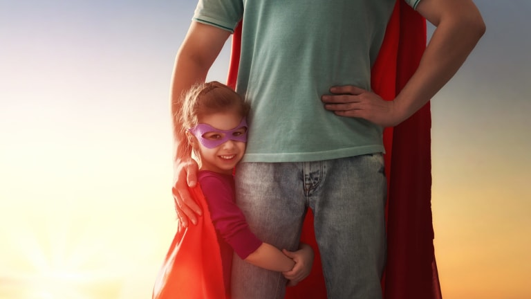 Fathers less likely to engage with rough play with daughters.