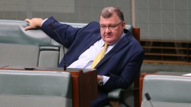 Liberal MP Craig Kelly has repeatedly linked green energy and death.
