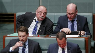 Liberal MP Warren Entsch does not see the point of an inquiry.