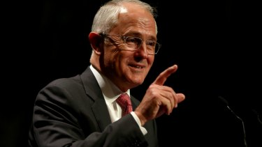 Malcolm Turnbull's own eastern beaches seat of Wentworth was the richest electorate in terms of property.