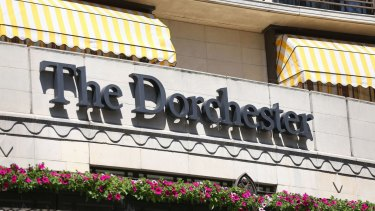 The British Parliament demanded tougher laws against harassment, after an investigation found that women were groped at a men-only charity gala attended by hundreds of senior executives at London's Dorchester Hotel.