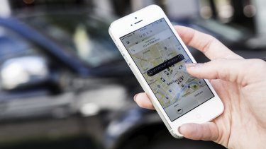 Uber has been welcomed by consumer groups despite concerns from taxi industry and unions.