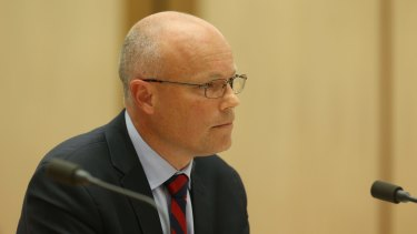 """Cyber security adviser Alastair MacGibbon: """"They were indeed small attacks."""""""