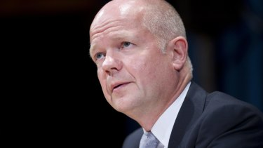 """""""This crisis is not the fault of the Greek people"""": William Hague"""