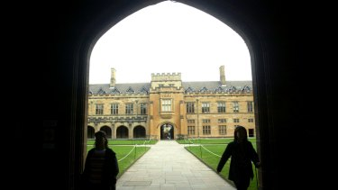 Scots boys are the only school students to benefit from the Sydney University diploma devised by Sydney Learning.