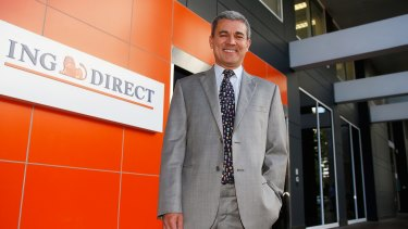 ING Direct chief executive Vaughn Richtor founded the Australian arm of the company in 1999 and reported his last annual result on Thursday.