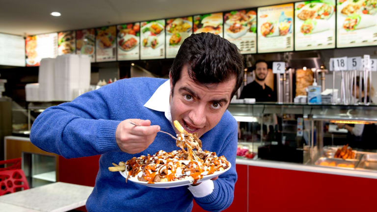Senator Sam Dastyari invited Pauline Hanson out for a HSP in Sydney last year. She declined the offer.