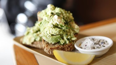 "The ""smashed avo breakfast"" – a metaphor for modern Australia and its myriad pleasures."