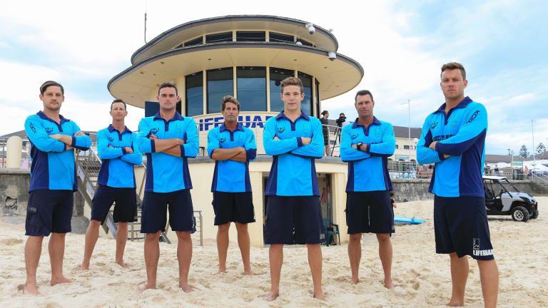 Many of the incidents in Bondi Rescue happen because swimmers try to fight the riptide.