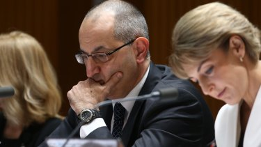 A survey shows 70 per cent of officials have no confidence in Department of Immigration and Border Protection boss Mike Pezzullo.