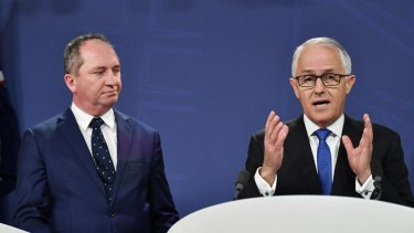 Deputy Prime Minister Barnaby Joyce said there had been no need for the government to restrict gas exports.