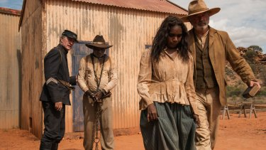 Bryan Brown and Sam Neil ought to help give some broad appeal to Warwick Thornton's Sweet Country.