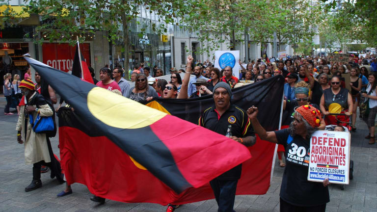 There's been a lot of protests but not much improvement in Aboriginal incarceration rates in WA.