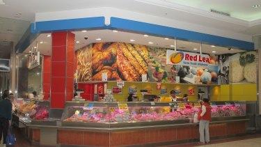 Red Lea Chickens in Cabramatta.