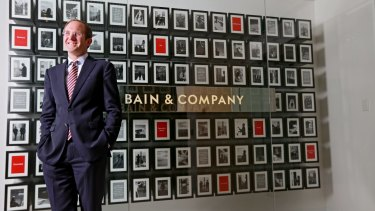 Bain & Co's Gerard du Toit has advised Australian banks to get cracking on migrating customers to digitial self-service before branch closures.