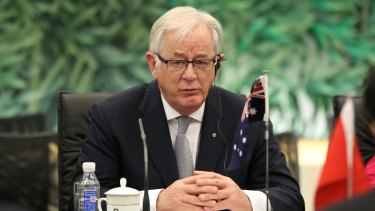 "Trade Minister Andrew Robb says the Trans Pacific Partnership negotiations are at ""a make-or-break point"" over the next month."
