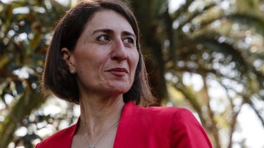 Premier Gladys Berejiklian said the government had given the NSW Electoral Commission additional funding to develop the donations system.