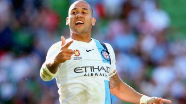 Patrick Kisnorbo's game was characterised by his uncompromising approach.