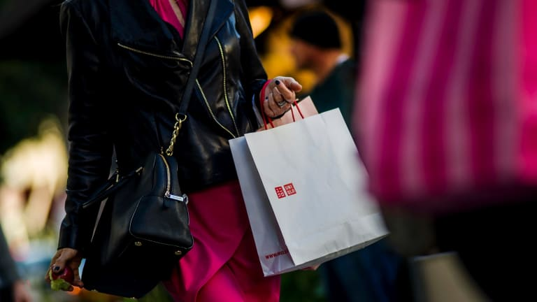 """""""Welcome to the obsessive cult of Uniqlo, the clothing powerhouse."""""""